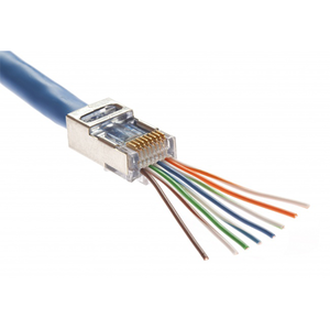 Ez cat 5e 6 shielded