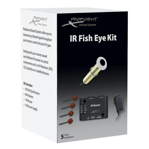 Ir fish eye kit